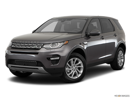 2017 Land Rover Discovery Sport Review.