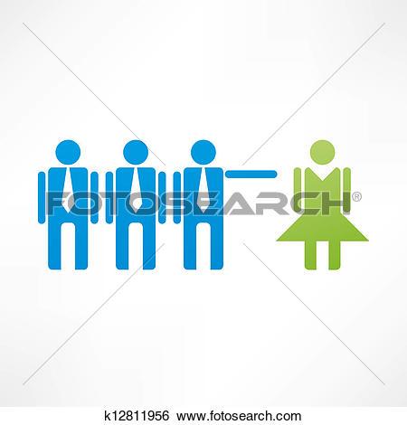 Discrimination Clipart and Illustration. 1,011 discrimination clip.