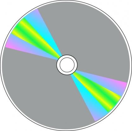 Dvd disc clipart.