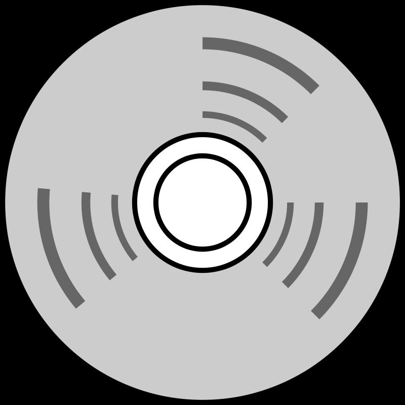 Disc Clipart.