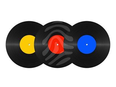 Clipart discs.