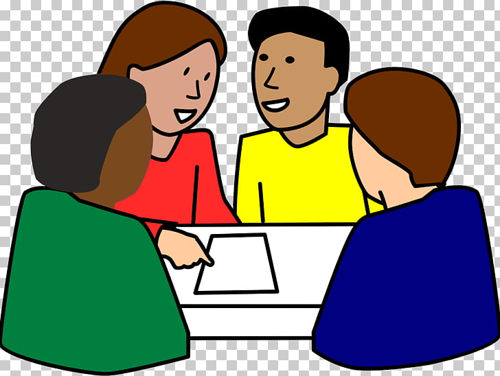 Group work Discussion group Student , students PNG clipart.