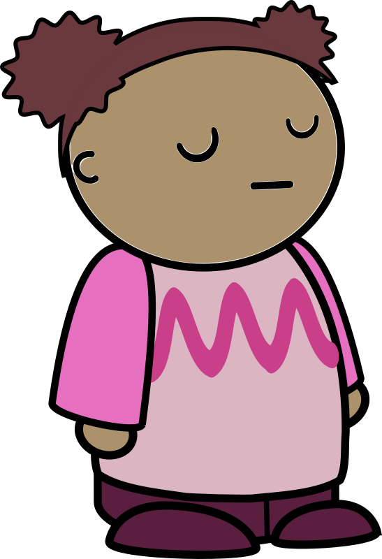 Download Free png mix and match character lily disdain side.