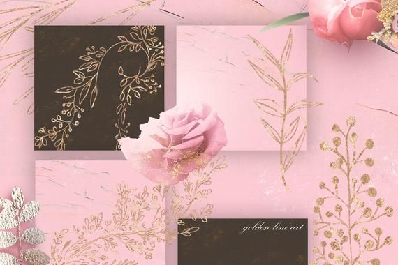 Rosegold Collection.