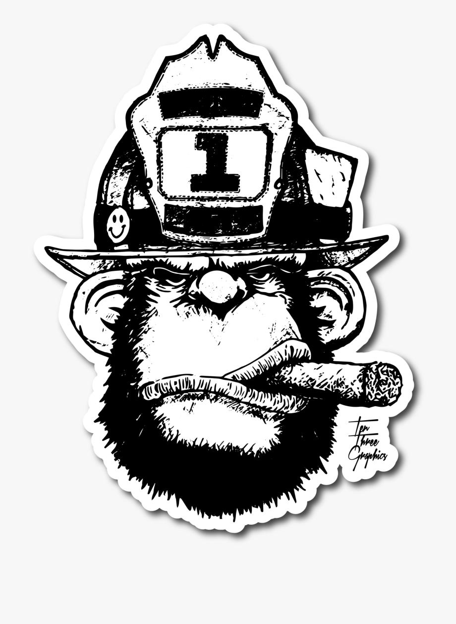 Firefighter Clipart Five.