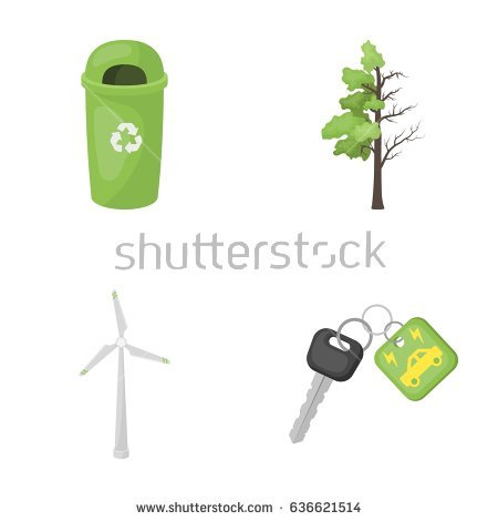 Tree Icon Stock Vector 367109615.