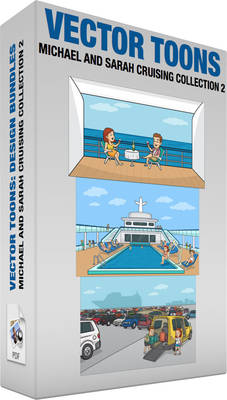 disembark Cartoon Clipart.