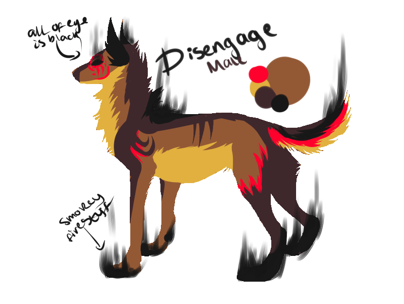 Disengage by Rinermai on DeviantArt.