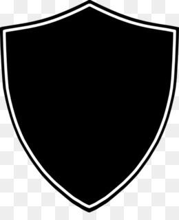 Escudo Blanco descarga gratuita de png.