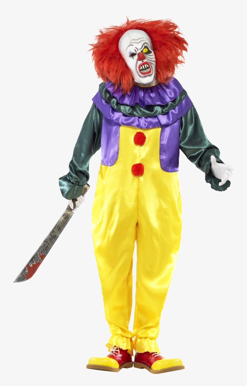 Pennywise Clown Png Clip Black And White Download.