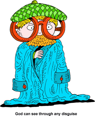 Disguise Clipart.