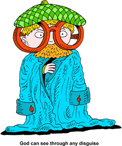 Disguise 20clipart.