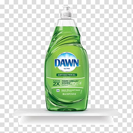 Dawn Dishwashing liquid Soap Detergent Cleaning, soap.
