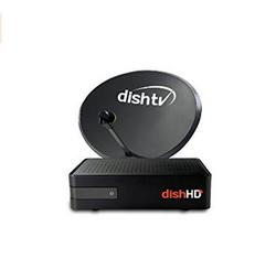 Dish TV HD Free Recorder Set Top Box.
