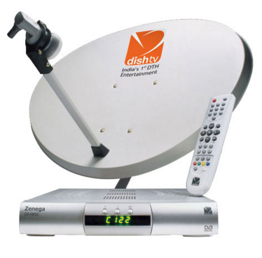 Dish Tv Png Vector, Clipart, PSD.