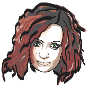 Disheveled Woman clipart, cliparts of Disheveled Woman free.