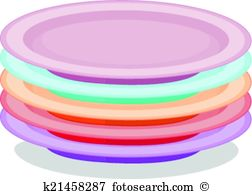 Pile dishes Clipart and Illustration. 1,105 pile dishes clip art.
