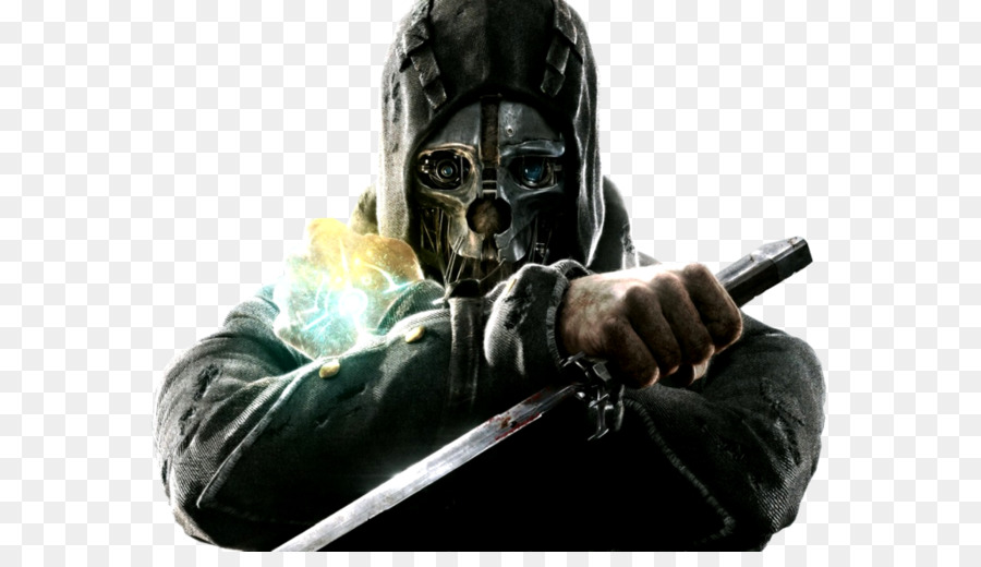 corvo dishonored clipart Dishonored 2 Corvo Attano clipart.