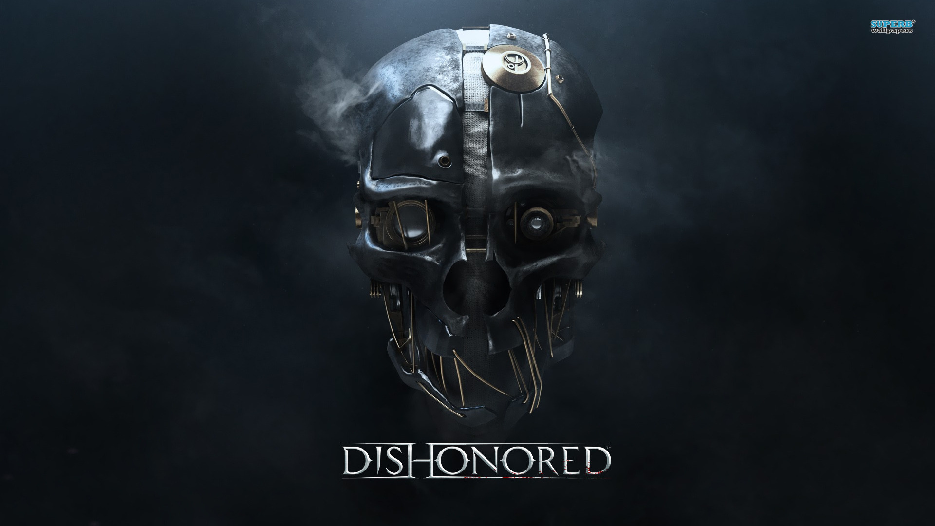 Dishonored mask clipart.