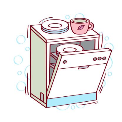 Clipart Dishwasher Prevent water damage dishwashers all pro.