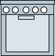 Dishwasher Clipart Free kitchen clipart clip art pictures graphics.