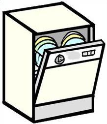 Dishwasher 20clipart.