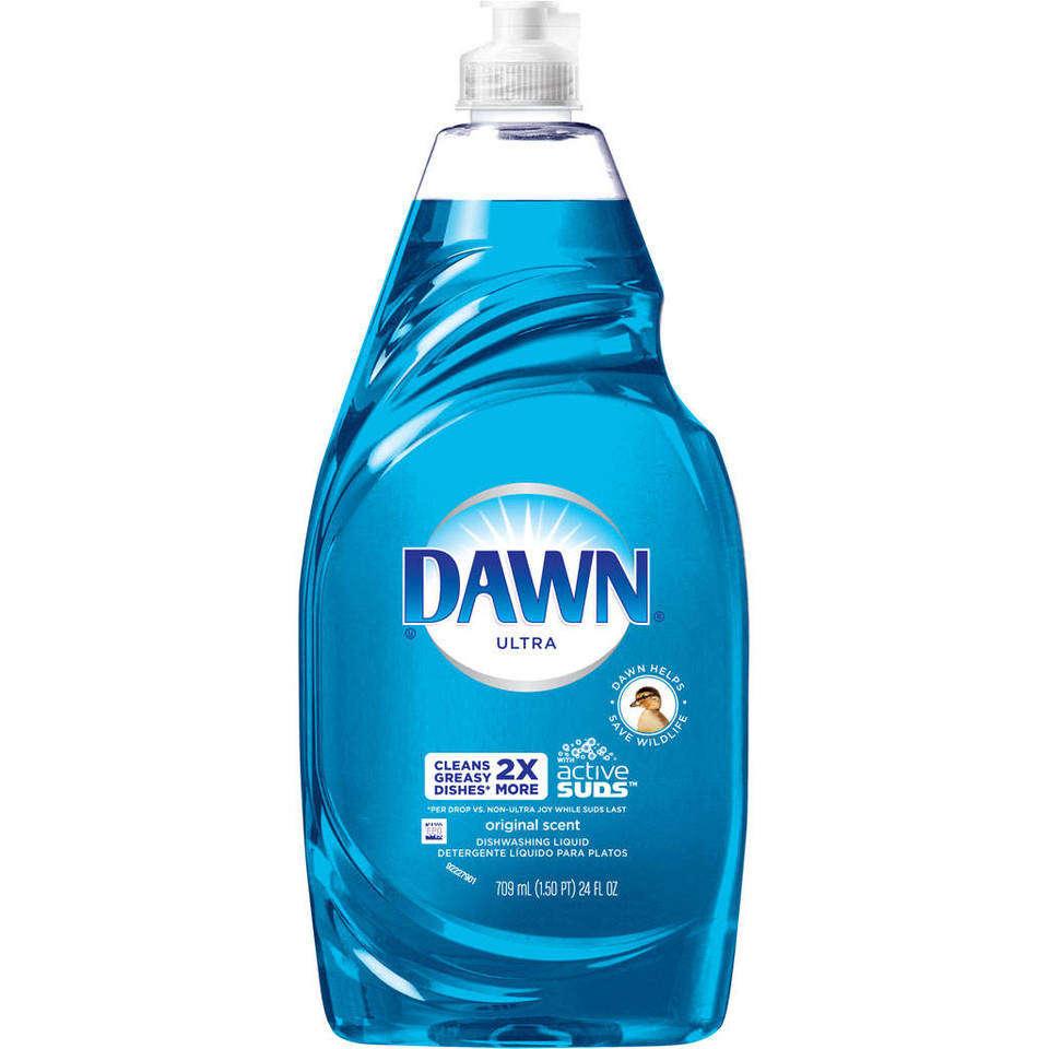 Amazon.com: Dawn Ultra Dishwashing Liquid, Lemon Scent, Yellow.
