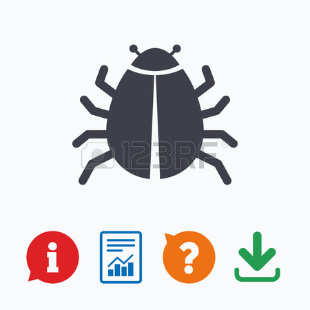 Software Bug Stock Vector Illustration And Royalty Free Software.
