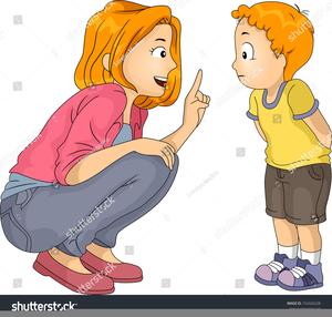 Clipart Children Discipline.