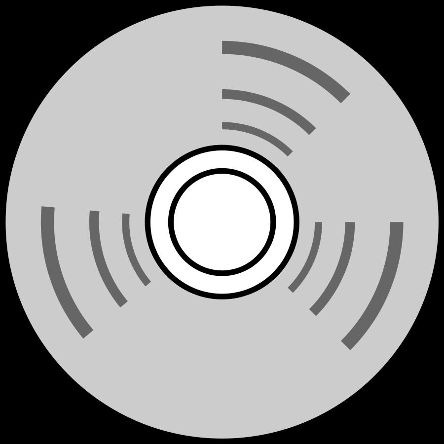 Disk clip art.