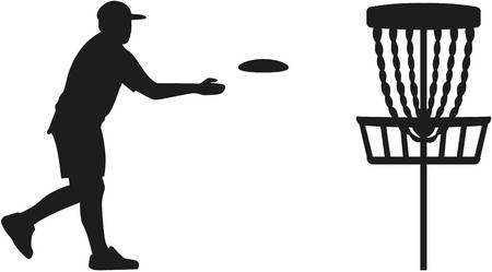 Disc golf clipart 2 » Clipart Station.