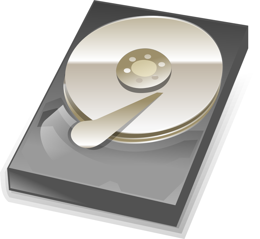 Disk space clipart #5