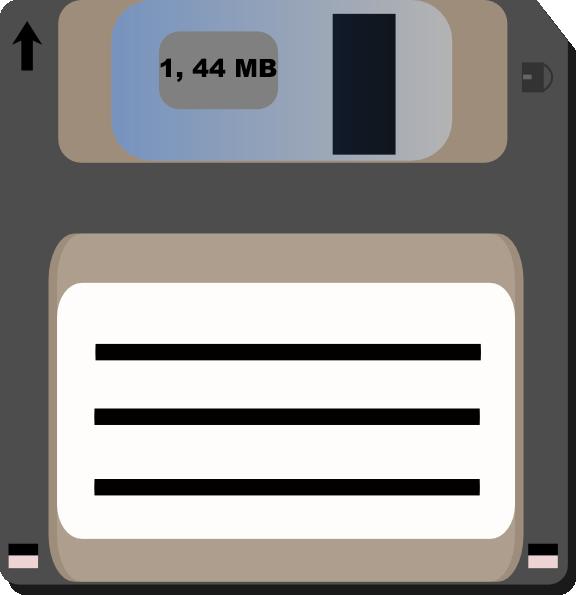 Floppy Disk Diskette clip art Free Vector / 4Vector.