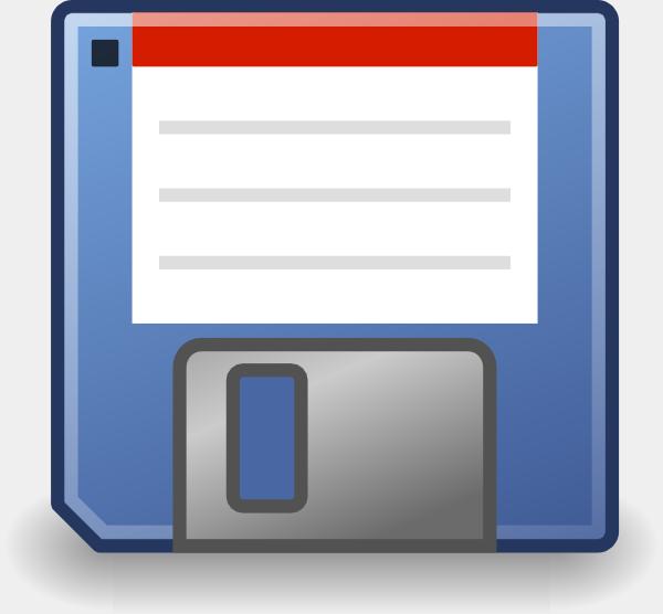Media Floppy Clip Art at Clker.com.