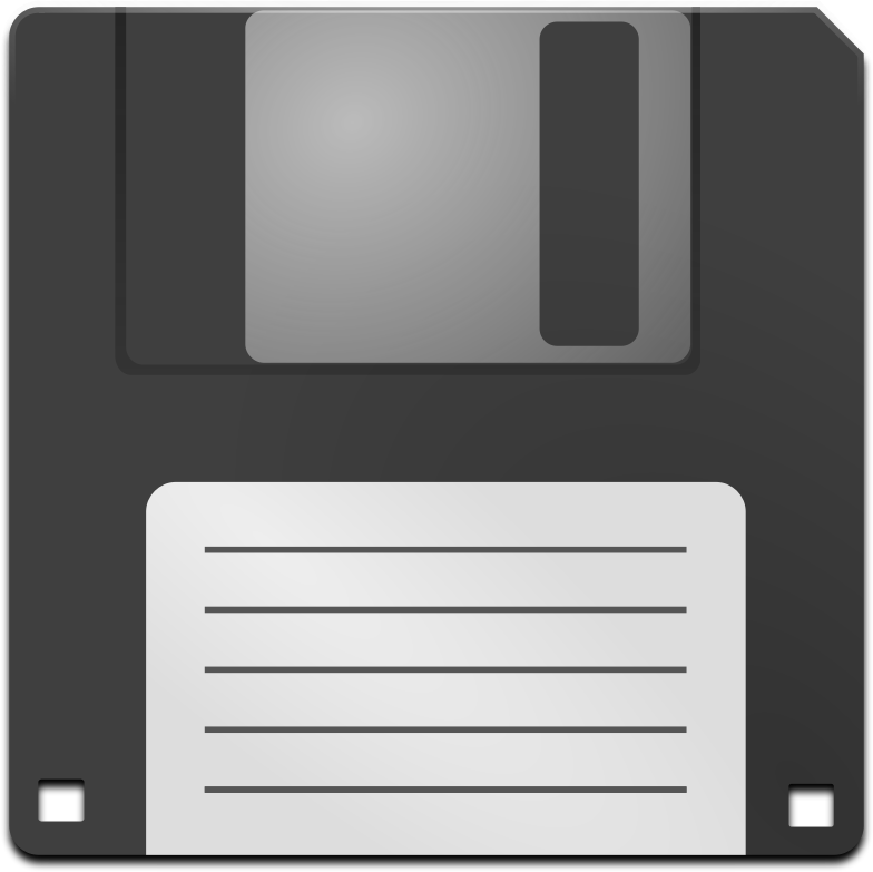 Free to Use & Public Domain Floppy Disk Clip Art.