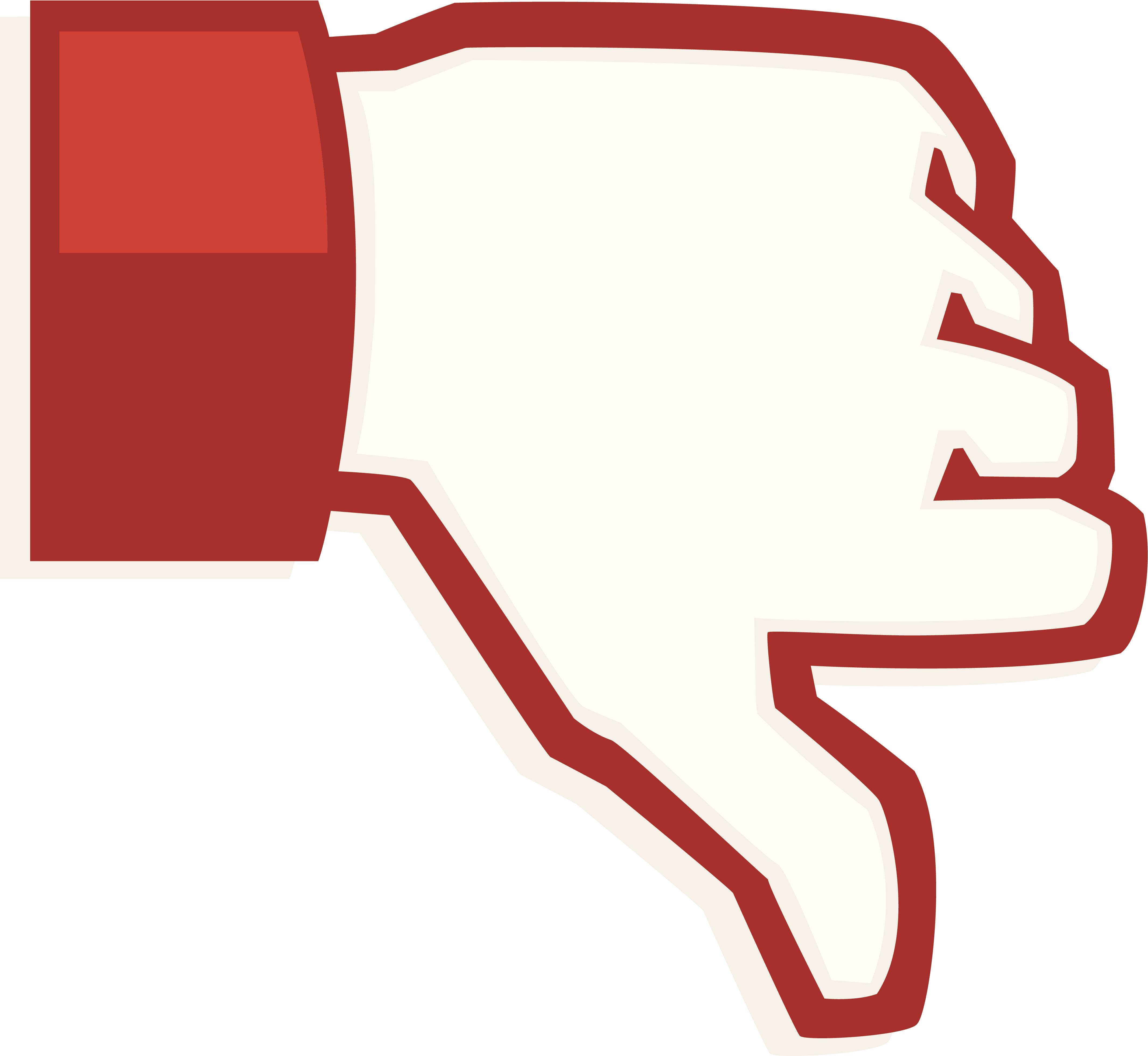 Thumbs Down, not like, dislike, youtube icon #45984.