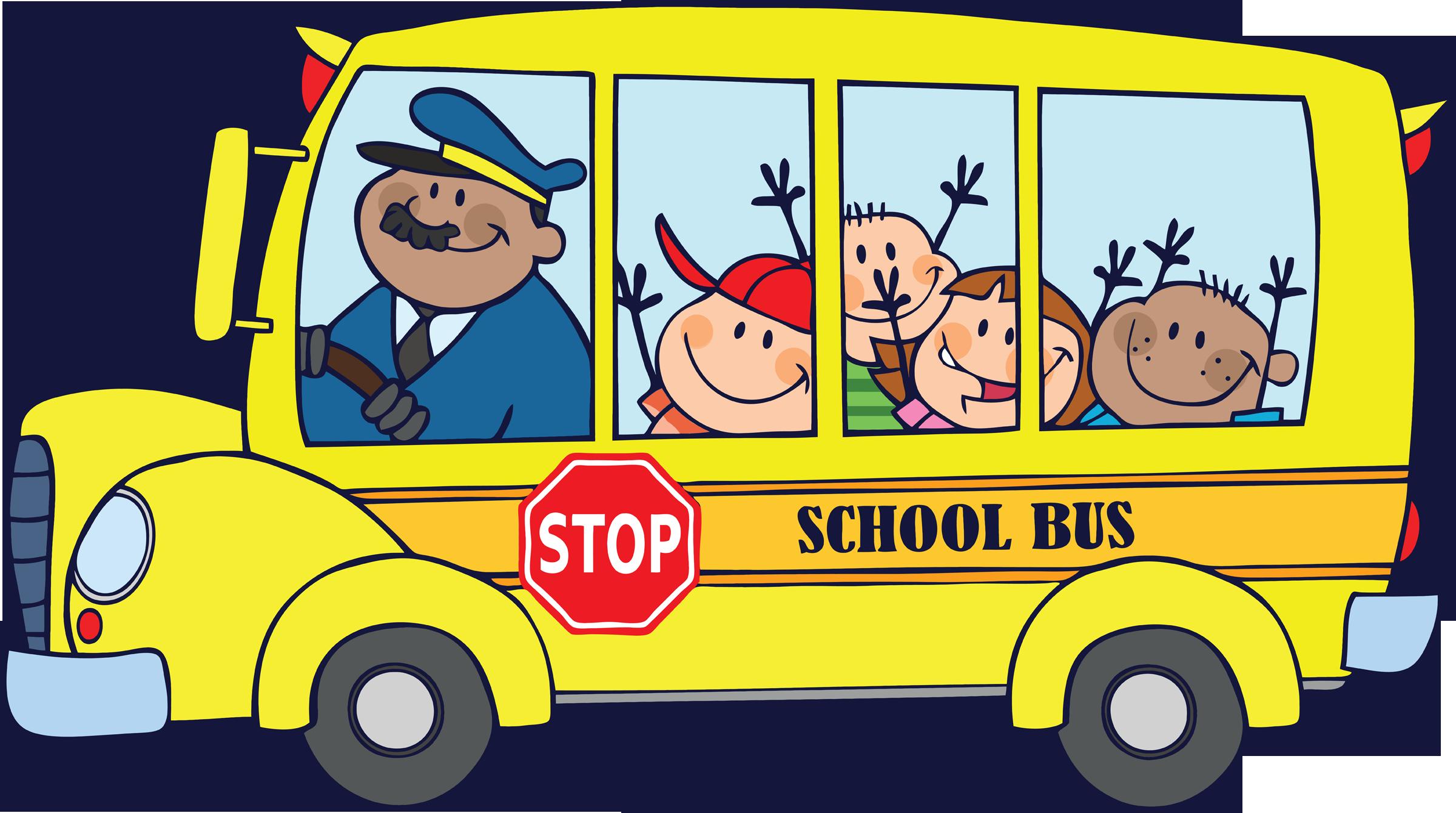 School dismissal clipart.