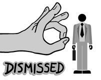 Dismissed Clipart.