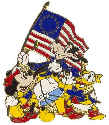 Disney 4th of july clipart 5 » Clipart Station.