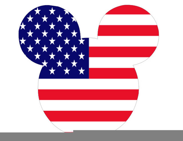 Disney Th Of July Clipart.