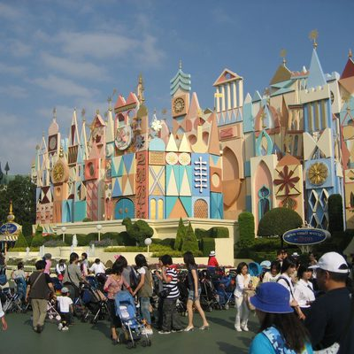 Disney Theme Parks Around the World.