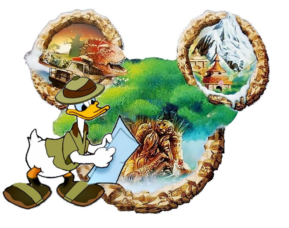 Looking for a certain piece of Animal Kingdom clipart.