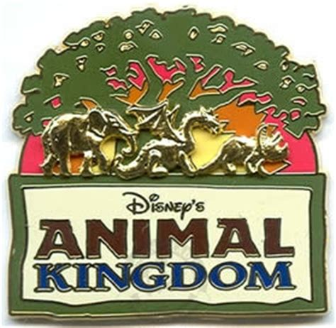 Disney animal kingdom Logos.