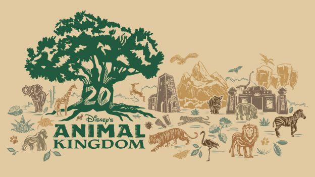 Iconic Centerpiece of Disney\'s Animal Kingdom Inspires 20th.