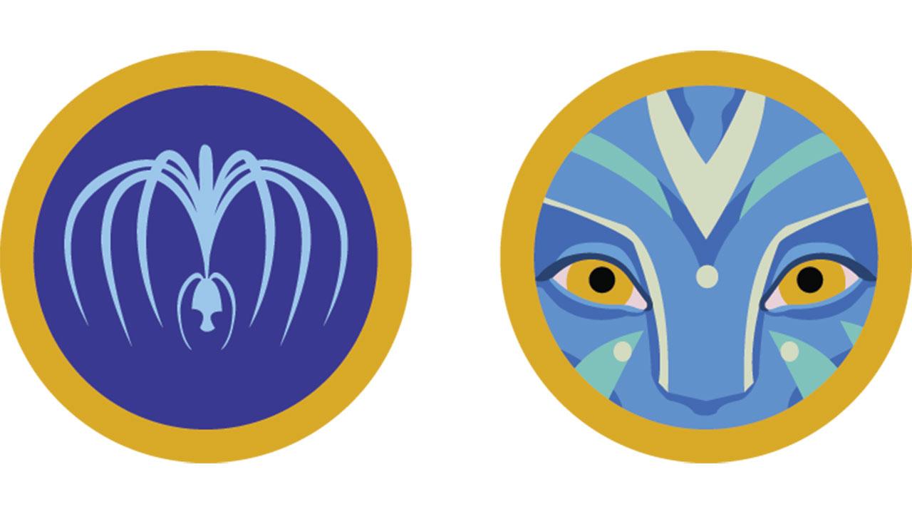 Avatar Pandora Clipart.