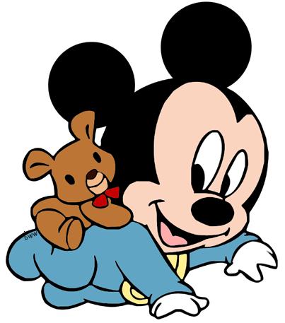Disney Babies Clip Art Images 5.