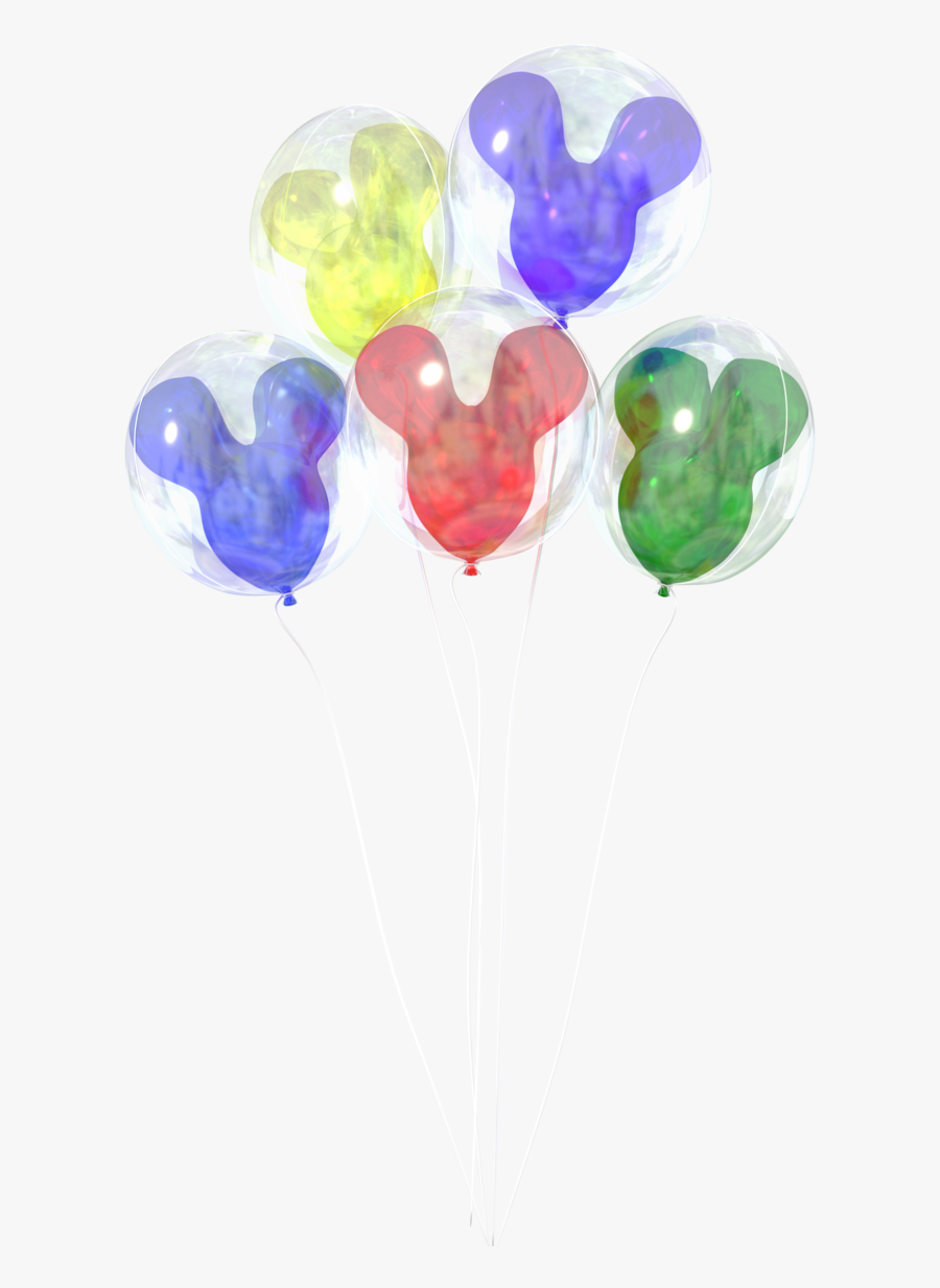 Transparent Clipart Ballon.