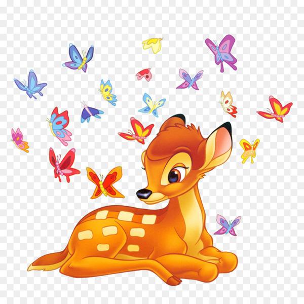 Thumper Faline Bambi's Mother The Walt Disney Company.