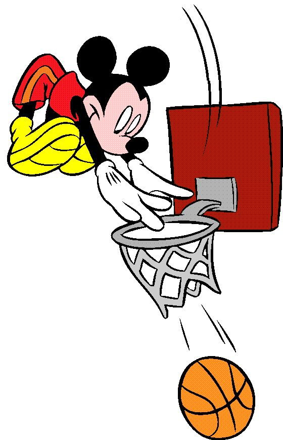 17 Best images about Mickey Basketball on Pinterest.