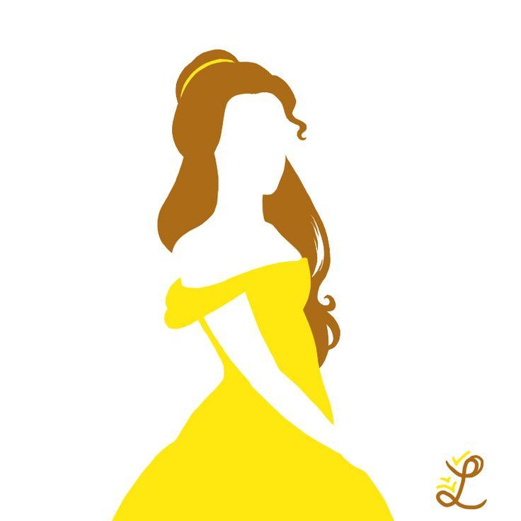 25+ best ideas about Disney Princess Silhouette on Pinterest.
